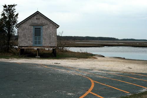 Assateague State Park - old ferry landing