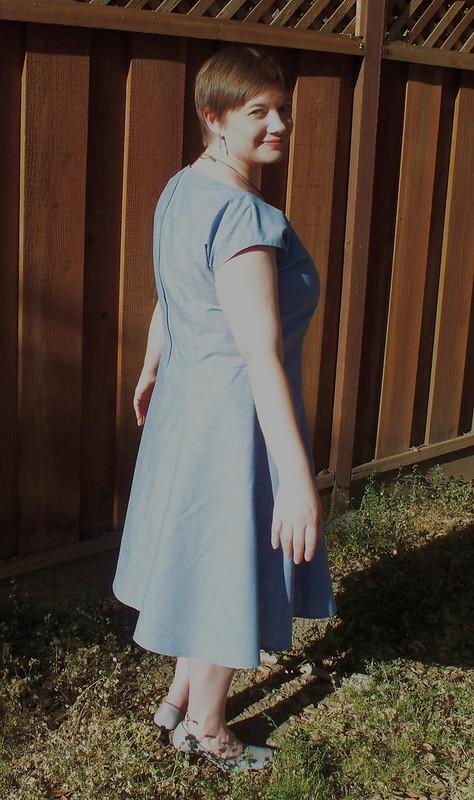 Lisette Attache Dress - ALK 4-2013
