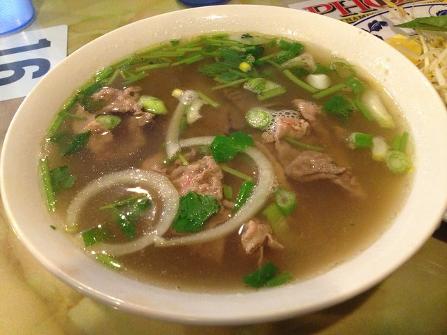 Noodle soup #10 - Pho Big Bowl