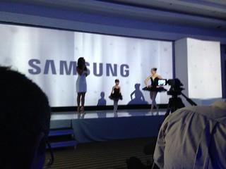 Samsung event