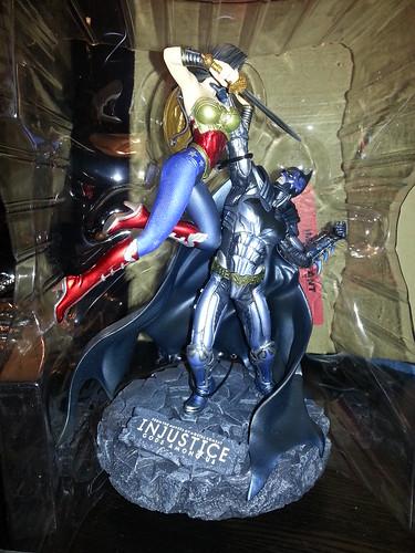 injustice - collector