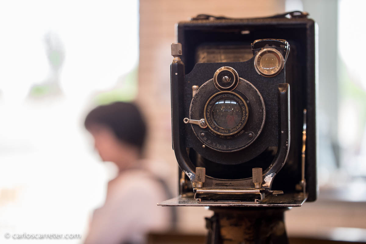 Coleccionismo de cámaras de fotos