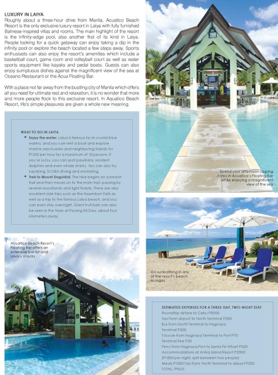 La Isla Magazine by www.laislamag.com