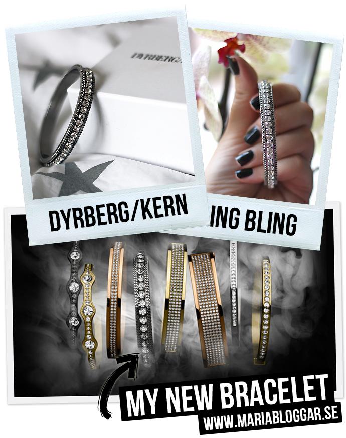 Nytt armband från Dyrberg Kern 6e4dd2159604c