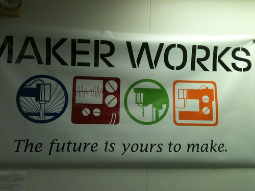 GO-Tech Meeting at Maker Works