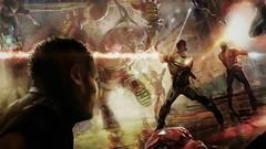 Iron Man 3 - Suits Final Battle