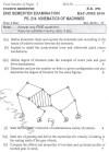 DTU Question Papers 2010 – 4 Semester - End Sem - PE-214