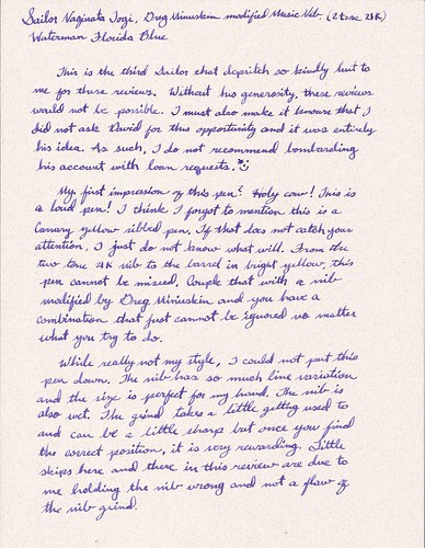 Naginata Togi Page 1