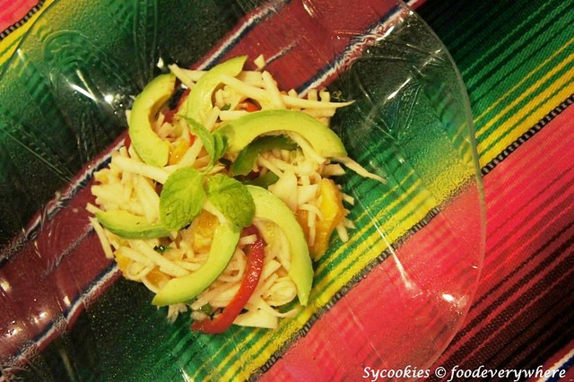 3.Jicama Salad-frontera sol of mexico (18)