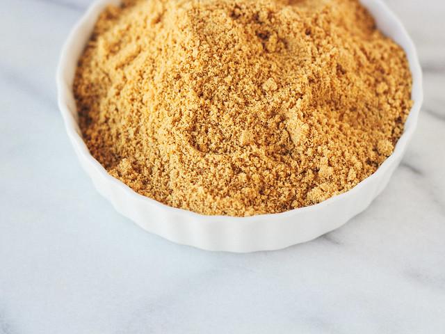 Pretzel flour