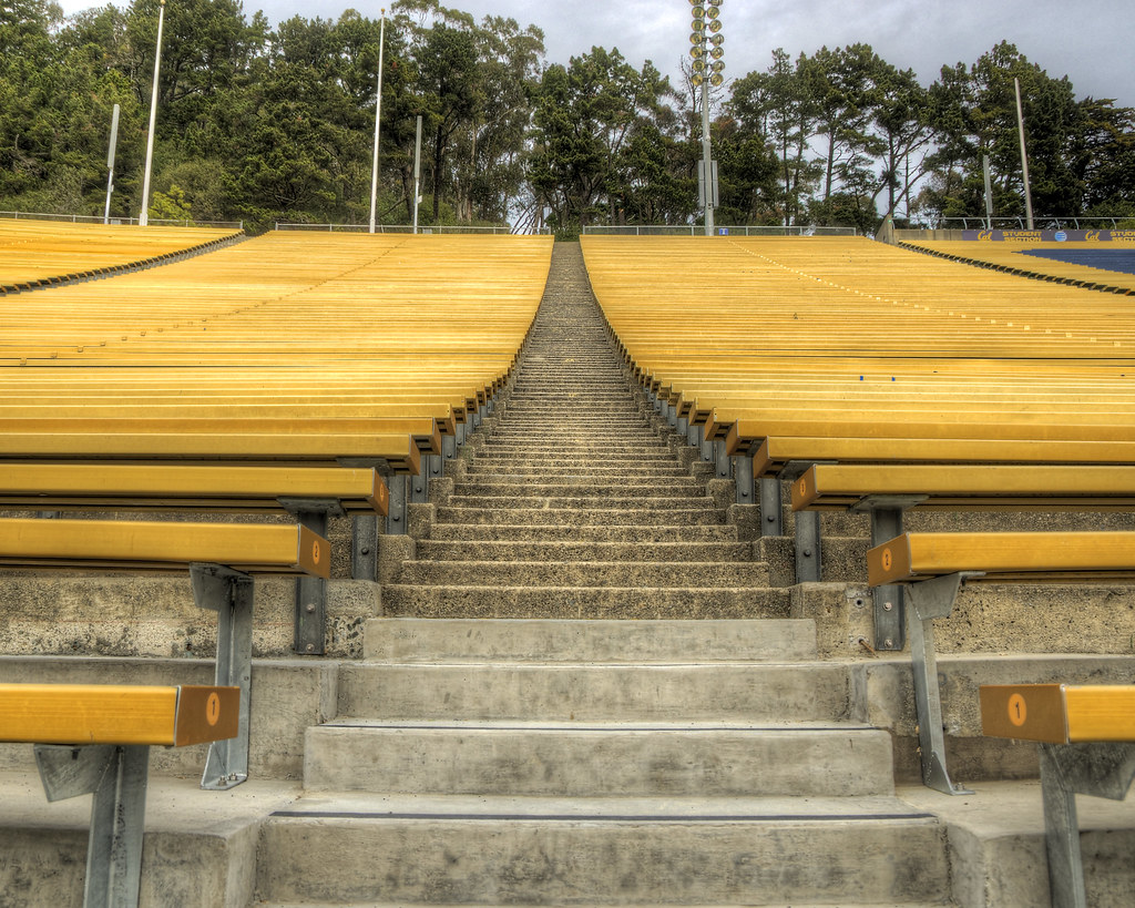 Stadium Perspective