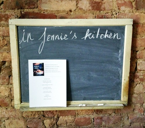 In Jennie's Kitchen