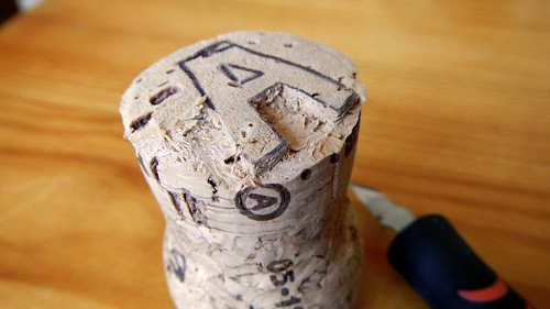 Cork Stamps 5