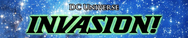 DC Universe: Invasion: The Five Earths Project