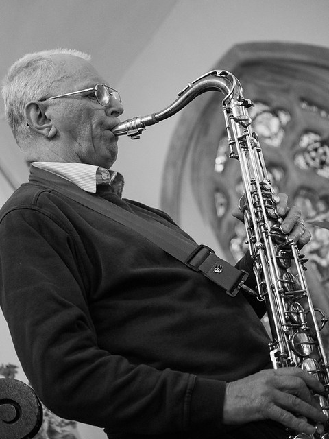 Saxophonist 2