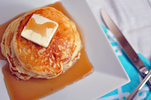 Buttermilk Pancakes 4