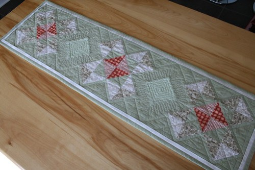 Sewing for a Friend - Table Runner