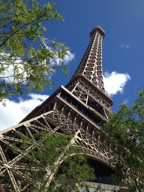 Eiffel Tower at Paris Hotel