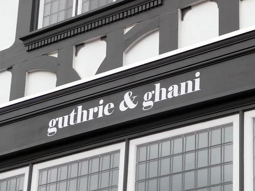 Guthrie & Ghani Grand Opening