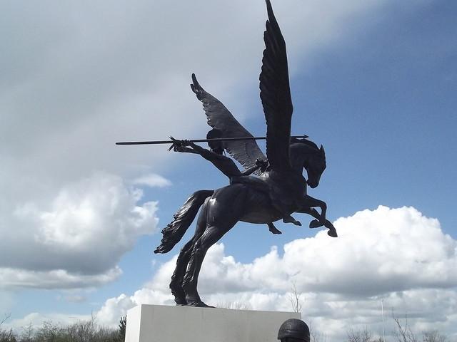 Flash Wallpaper Hd National Memorial Arboretum Parachute Regiment Pegasus