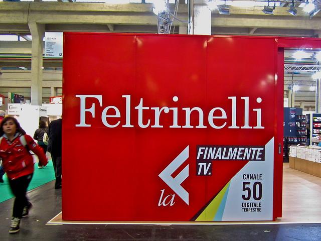 Feltrinelli tv / Salone del Libro Torino