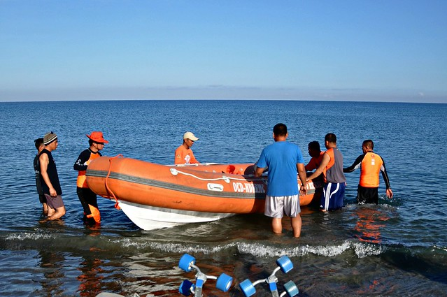 Search and Rescue Rubber Boat Operation Class 07- 2013 (3)