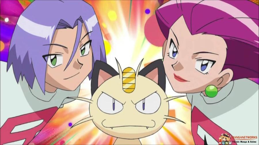 Team Rocket \u2013 Pokémon