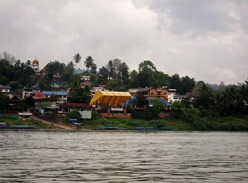heading towards Lao
