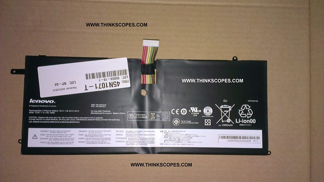 ThinkPad X1 Carbon Replacement Battery