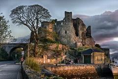 Carlingford Castle HDR