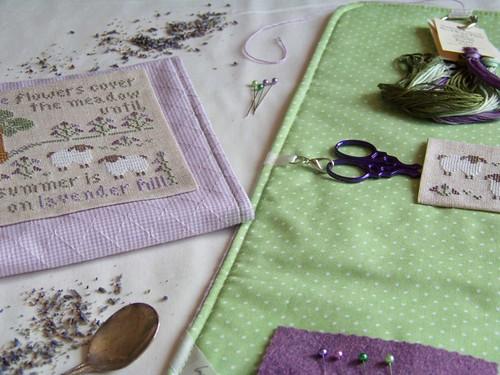 Lavender Huswife (5/6)