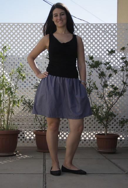 my first garment!