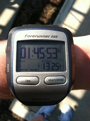 Take that Greer Half Marathon course!