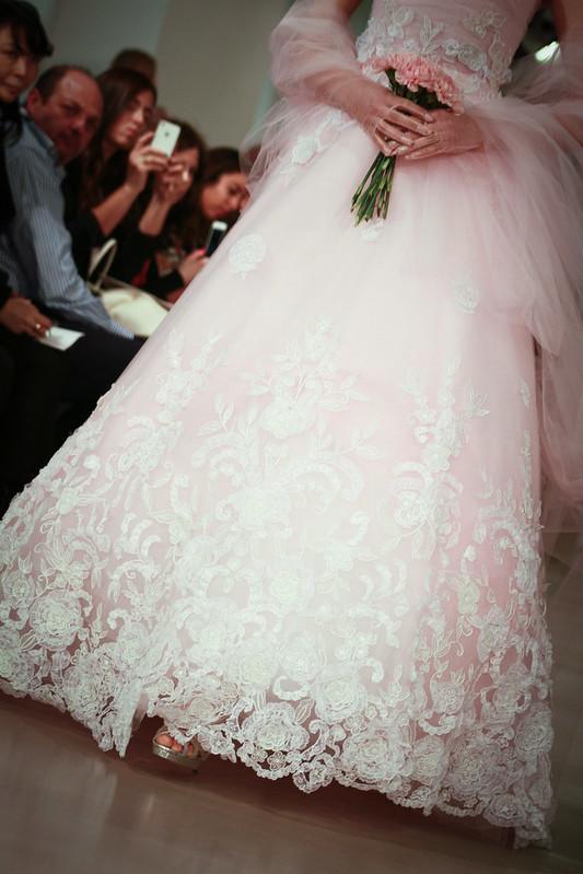 Oscar de la Renta Bridal 2014 - 234