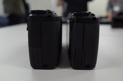 Compare RICOH GR and GRD4