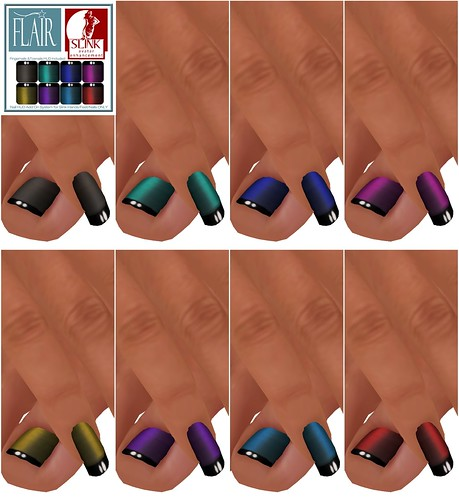 Flair - Nails Set 44