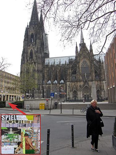 Relationship LXIII left in Köln