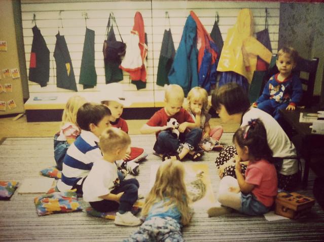 preschool 1995