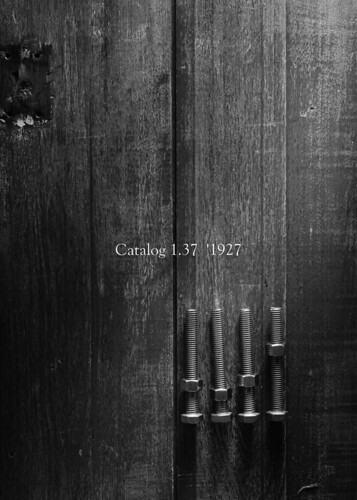 Catalog 1.37 '1927 by Luiz L.