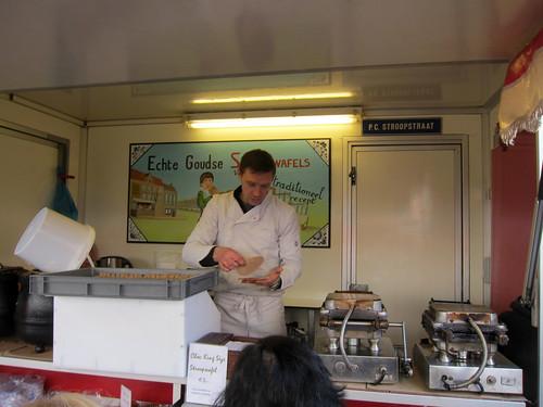 The Stroopwafel Man