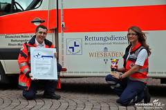 Übergabe KTQ-Zertifikate Wiesbaden 11.04.13