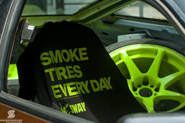Smoke Tires