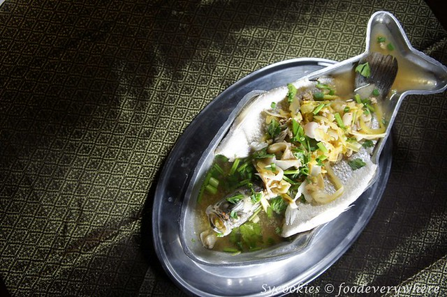 12.Thai Style Steamed Fish RM38-Small  RM58-Big Golden orchid (75)