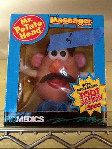 Mr. Potato Head Massager