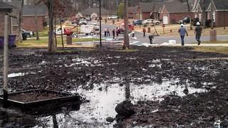Arkansas Northwoods Oil Spill