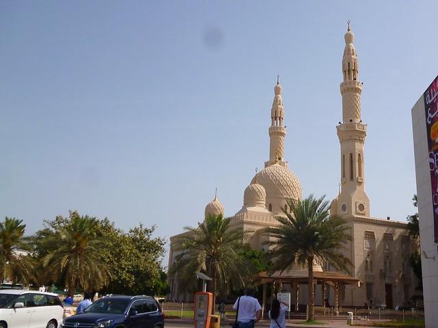 Jumeriah Mosque in Dubai