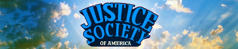 Justice Society of America: The Five Earths Project