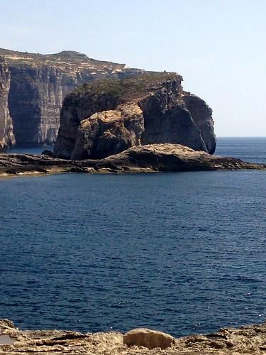 Fungus Rock, Gozo