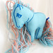 Urban Pony Exhibition Entry - Plush Pony