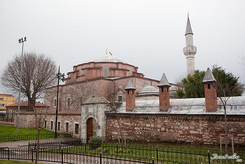 Pequeña Santa Sofía (Estambul)